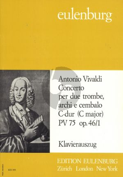 Vivaldi Konzert C-dur Op.46 / 1
