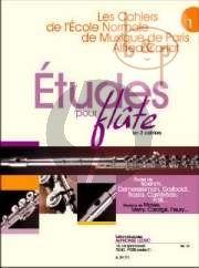 Etudes pour Flute Vol.1