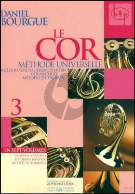 Le Cor Methode Universelle Vol.3