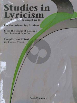 Clark Studies in Lyricism for Trumpet in Bb