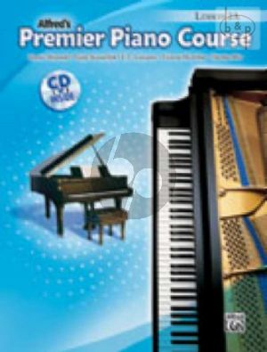 Premier Piano Course Book 2A Lesson Book