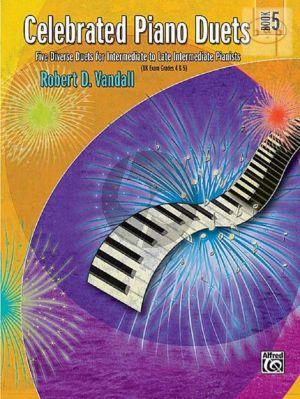 Celebrated Piano Duets Vol.5