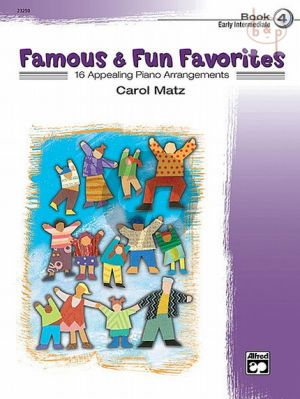 Famous and Fun Favorites Vol.4