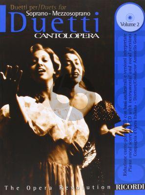 Duetti vol.2 (Sopr.-Mezzo/sopr.)