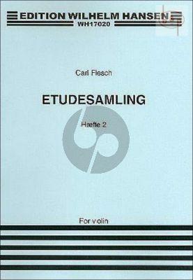 Etuden Sammlung Vol.2 Violin