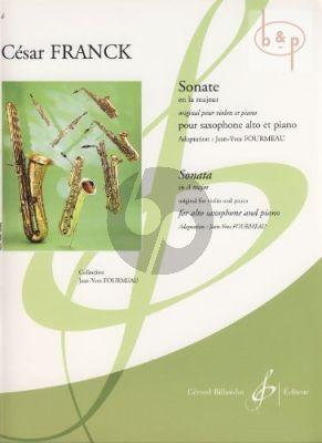 Sonata A-major (orig. violin)