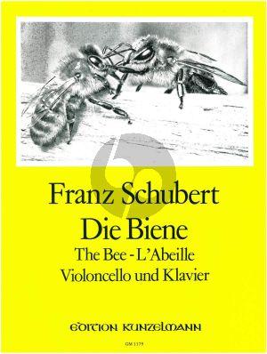 Schubert Die Biene Violoncello und Klavier (arr. Thomas Mifune)