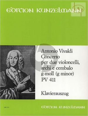Concerto g-minor RV 531 (PV 411)