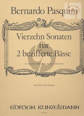 14 Sonaten