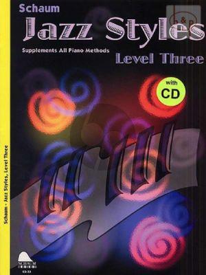 Jazz Styles Level 3