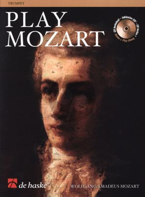 Play Mozart for Trumpet (Bk-Cd) (arr. Roland Kernen) (easy to intermediate)