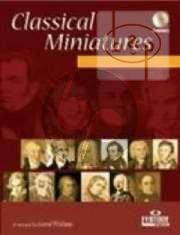 Classical Miniatures (Trumpet-Piano) (with Play-Along CD) (Bk-Cd)