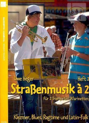 Strassenmusik a 2 Vol.2 (2 Clar.[2 Trp.])