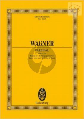 Parsifal WWV 111 (Study Score) (New Edition)