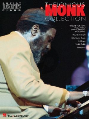 Thelonious Monk – Collection Piano (Artist Transcriptions)