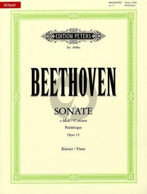 """Beethoven Sonate Opus 13 c-moll """"Pathetique"""" Klavier (Johannes Fischer)"""