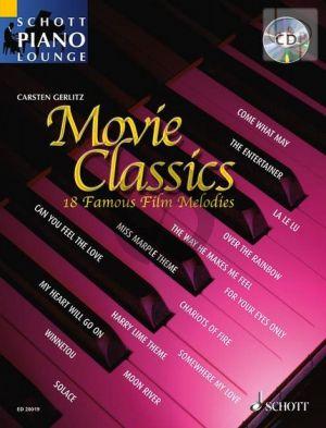 Movie Classics 1 (18 Famous Film Melodies) (Piano)