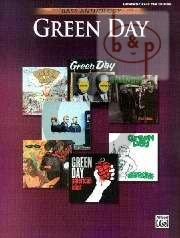 Green Day Bass Anthology Series