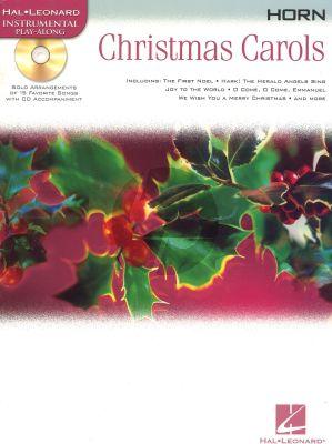 Christmas Carols (15 Favorites) (Horn) (Bk-Cd)