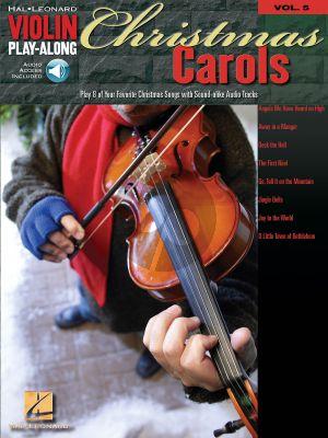 Christmas Carols Violin