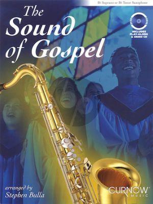 Bulla The Sound of Gospel for Soprano- or Tenor Saxophone (Bk-Cd)