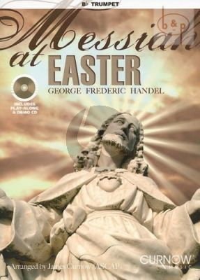 Messiah at Easter (Trumpet) (Bk with play-along and demo CD)