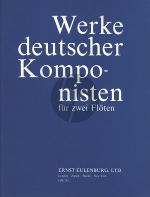 Werke Deutscher Komponisten 2 Flöten