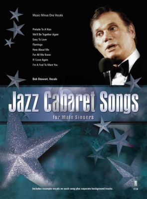 Jazz Cabaret Songs for Male Vocalists (Bk-Cd) (MMO)