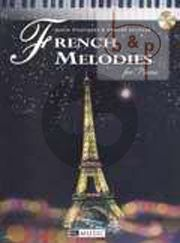 French Melodies (Bk-Cd)