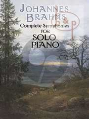 Complete Symphonies for Piano Solo