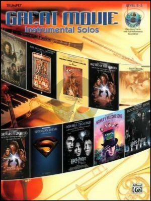 Great Movie Instrumental Solos (Trumpet)