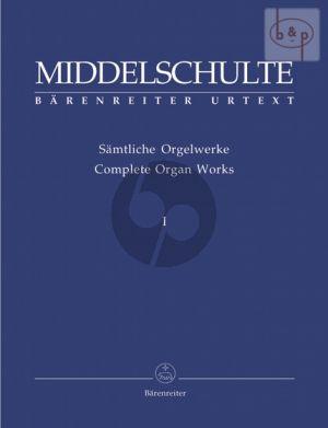 Samtliche Orgelwerke Vol.1