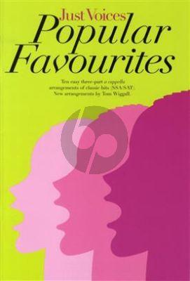 Just Voices Popular Favorites