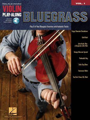Bluegass Violin