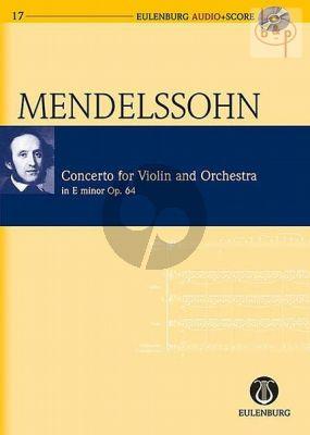 Concerto e-minor Op.64 (Violin-Orch.)