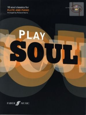 Play Soul (10 Soul Classics) (Flute-Piano) (Bk with Play-Along CD)