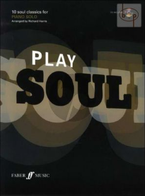 Play Soul (10 Soul Classics) (Piano) (Bk with Play-Along CD)