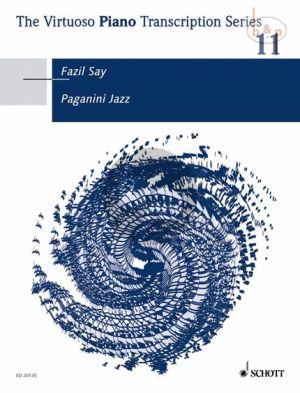 Paganini Jazz Piano solo