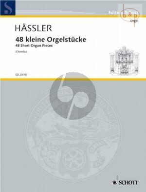 48 kleine Orgelstucke (1789)