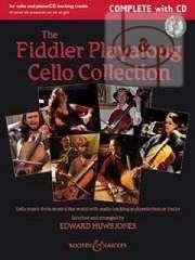 The Fiddler Playalong Cello Collection (Violoncello-Piano)