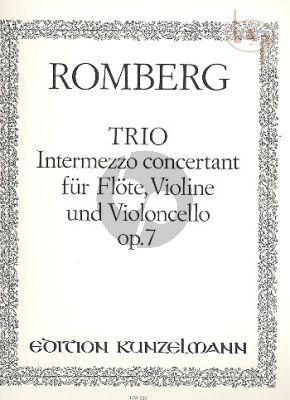 Intermezzo Concertant Op.7