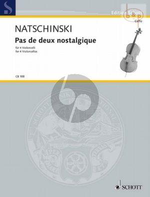 Pas de Deux Nostalgique (from Ballet Tales of Hoffmann) (205)