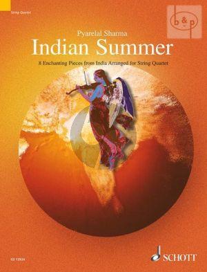 Indian Summer (8 Pieces) 2 Vi.-Va.-Vc.