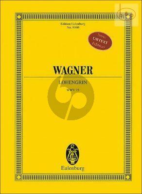Lohengrin WWV 75 (Study Score)