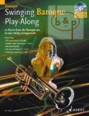 Swinging Baroque (Trumpet) (Bk-Cd)