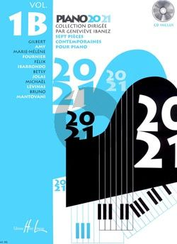Piano 20-21 Vol.1B (Bk-Cd) (Ibanez) (grade 3)
