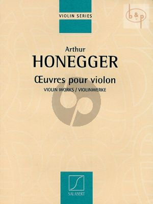 Oeuvres pour Violin