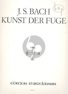 die Kunst der Fuge (2 Piano's)