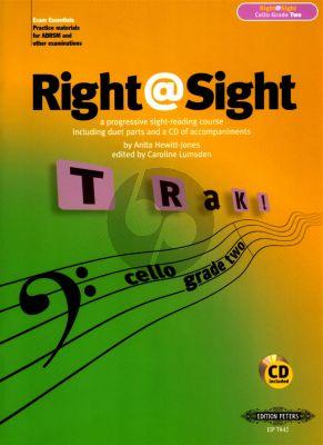 Right @ Sight Grade 2 Cello
