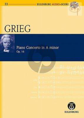 Concerto a-minor Op.16 (Piano-Orch.)